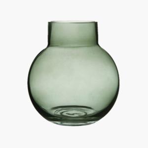 Bubblan vas grön mellan