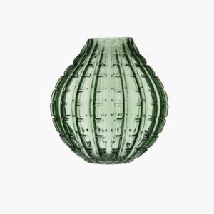 Leah glasvas grön 23cm