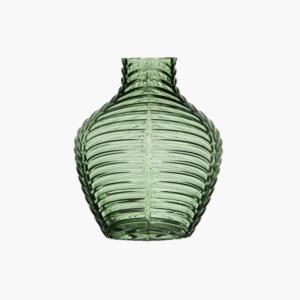 leah glasvas grön 26cm