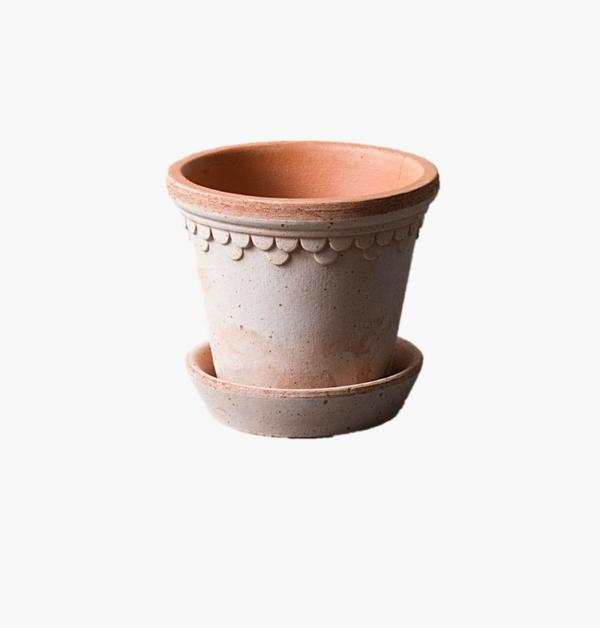 Bergs potter copenhagen antik lera 12cm