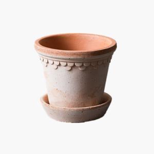 Bergs potter copenhagen antik lera 14cm