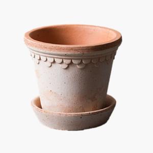 Bergs potter copenhagen antik lera 16cm