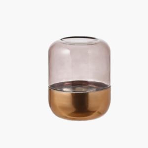 padborg-gra-glasvas-med-keramisk-botten-i-brons