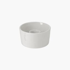 ljusskål-vit-från-ernst-design-i-stengods-för-kronljus-mått-h5cm-Ø9cm