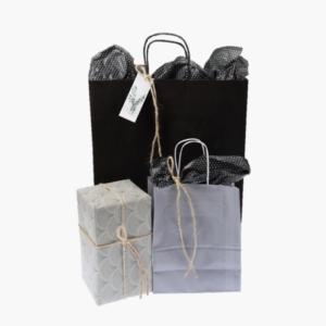 Paketinslagning- låt oss slå in dina julklappar och slipp stressen- Nilssonsblommor.se