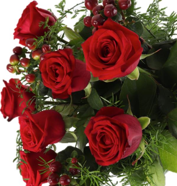 Säg jag älskar dig med en blomma