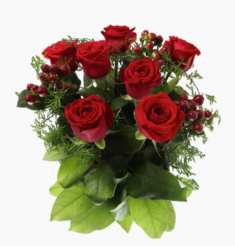 Jag-Älskar-dig-en-stor-röd-bukett-med-7-röda-rosor-Nilssonsblommor.se_