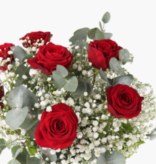 sju-roda-rosor till alla hjartansdag- betyder-jag-alskar-dig