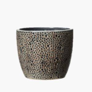 Stor Eliza gramelerad keramikkruka fran wikholmform