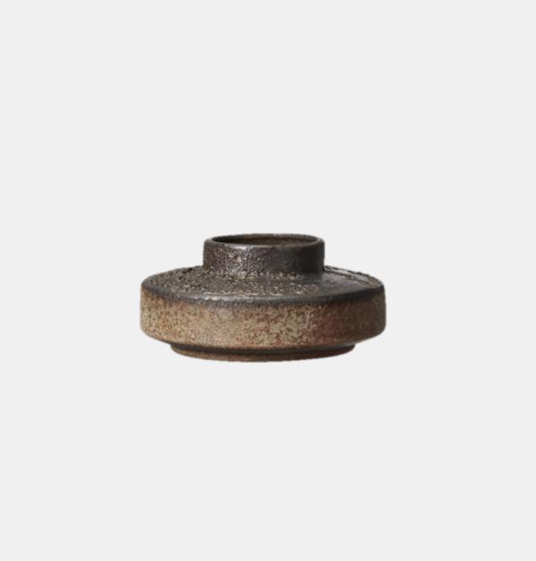 brun melerad vas fran wikholmform