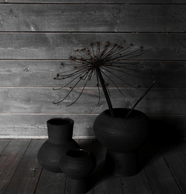mustiga bruna vaser fran ernst design