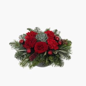 Dekoration Juldrom liten- Perfekt julgruppsarrangemang till jul