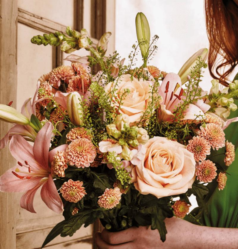 Handla blomsterbuketter pa nilssonsblommor i nassjo